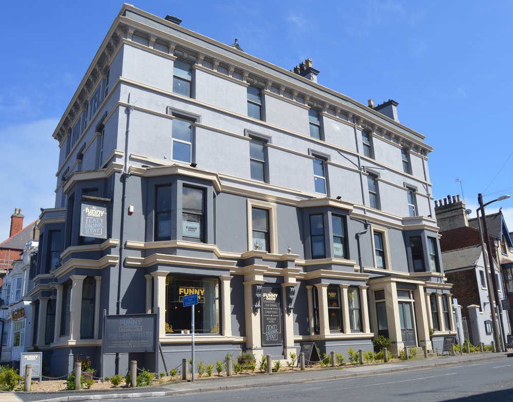 Bridlington Restaurant Pub Hotel